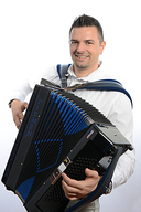 Bernd Davis am Accordion